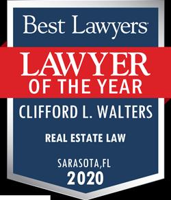Lawyer of year logo