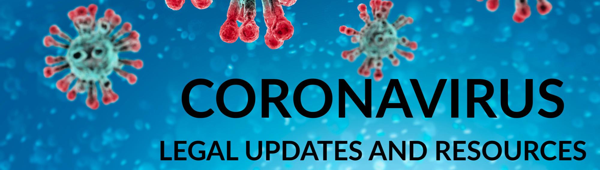Coronavirus Update and Resources